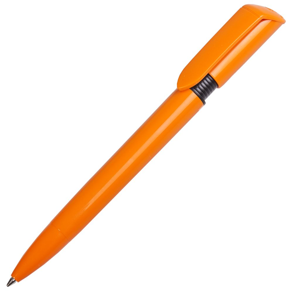Ручка шариковая S40, оранжевая