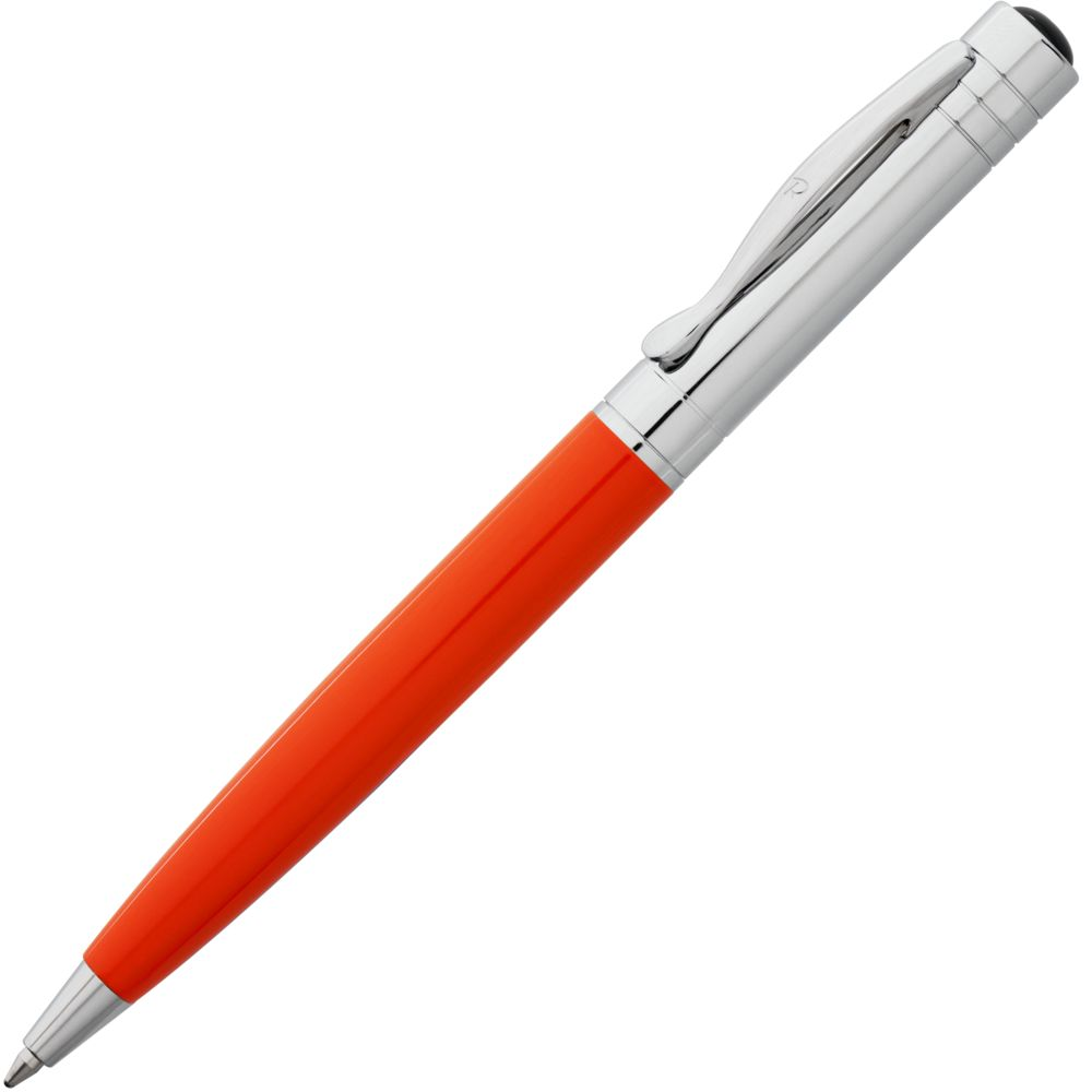 Ручка шариковая Promise, оранжевая