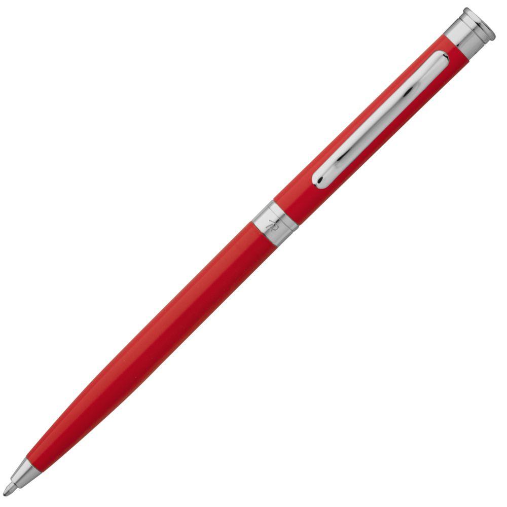 Ручка шариковая Reset, красная