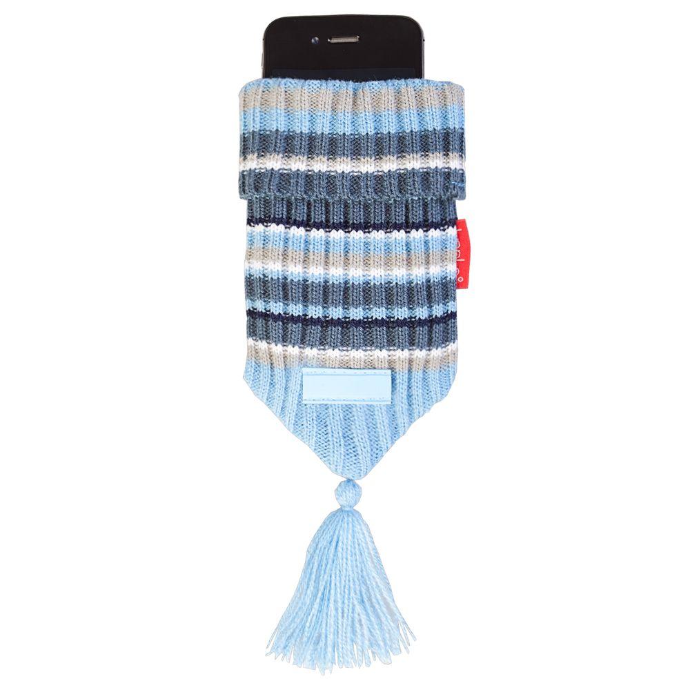 Чехол для телефона Brush, синий