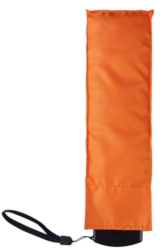 Зонт Unit Slim, оранжевый