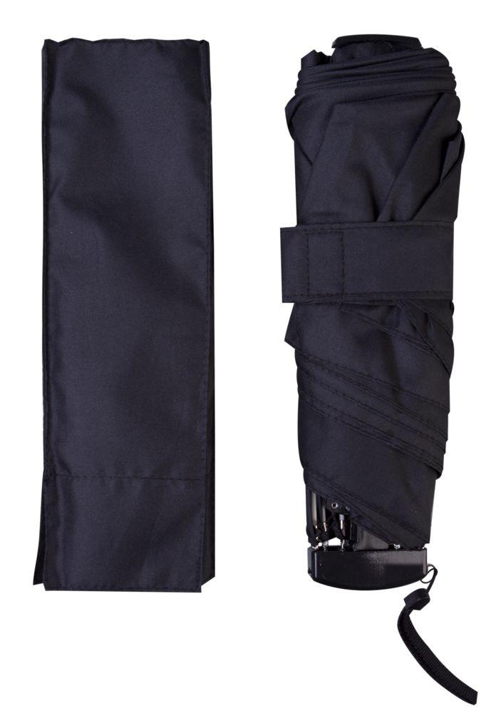 Зонт Unit Slim, черный