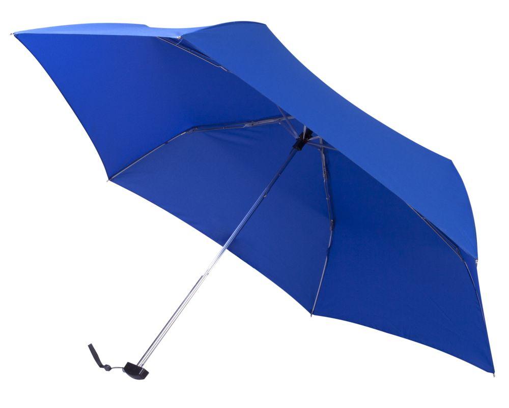 Зонт Unit Slim, синий