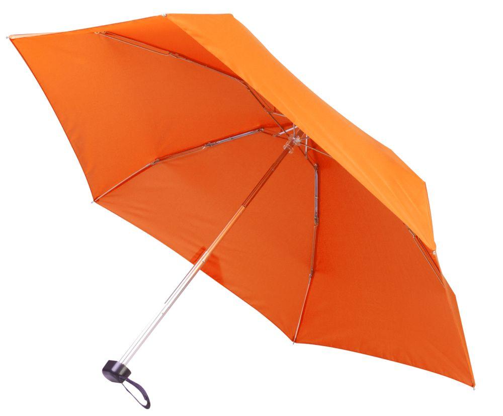 Зонт Unit Five, оранжевый