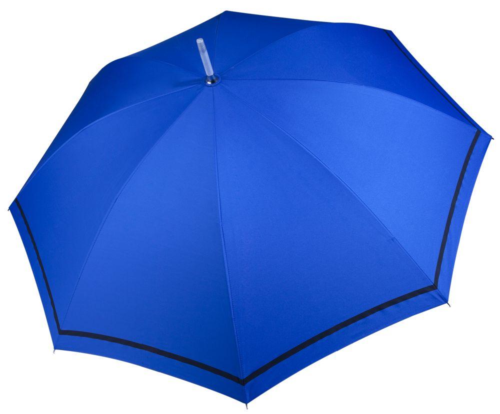 Зонт-трость Piano, синий