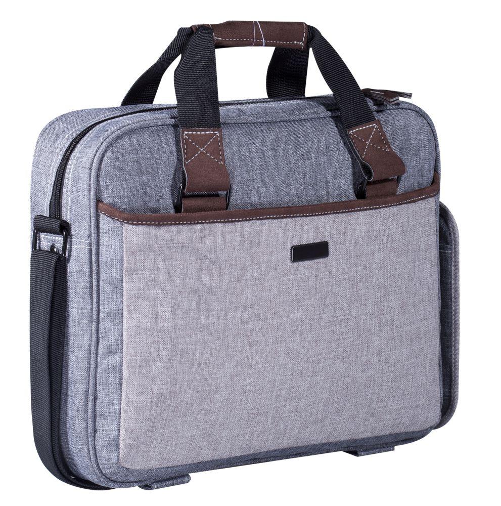 Конференц-сумка «Барбадос» с отделением для ноутбука 15