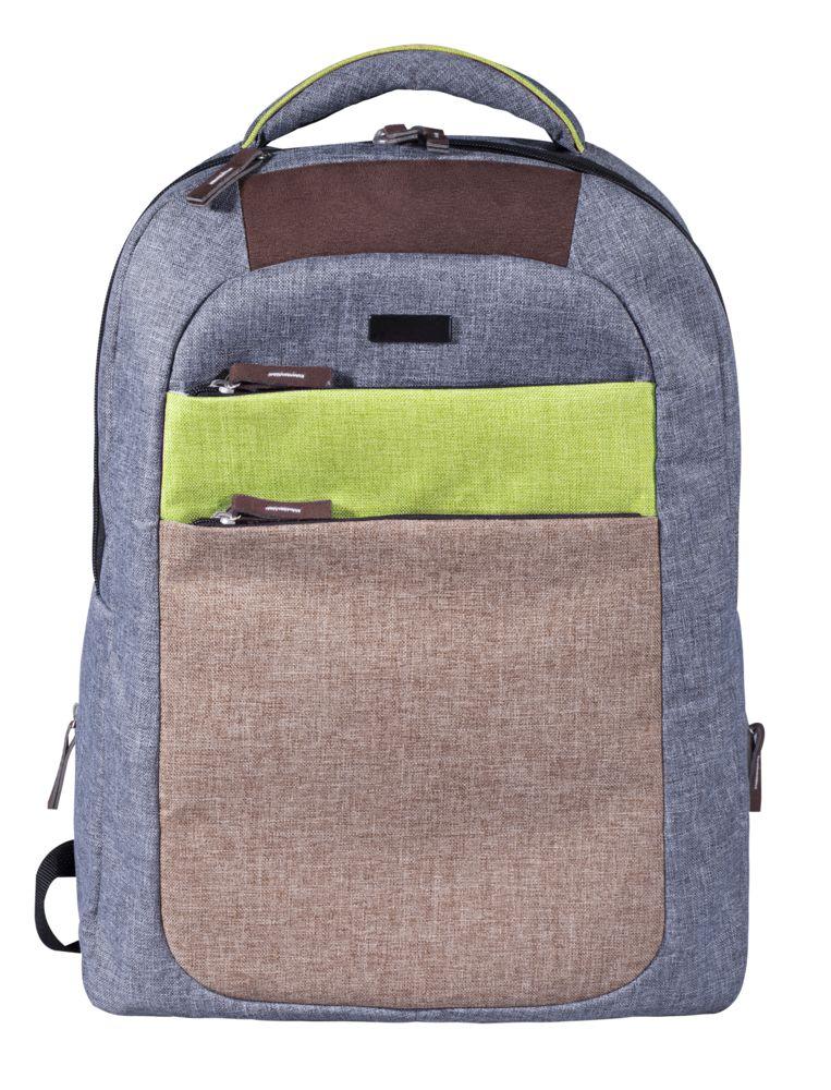 Рюкзак «Канкун» с отделением для ноутбука 15