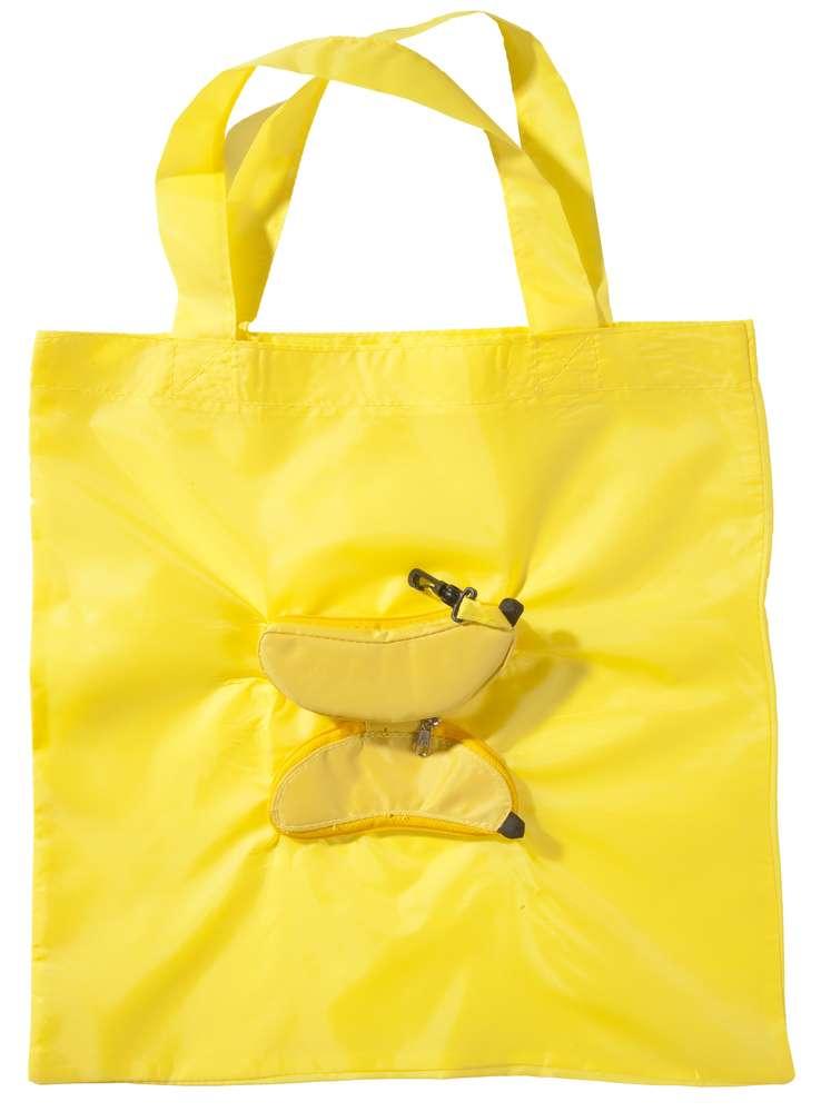 Сумка для покупок складная «Банан»