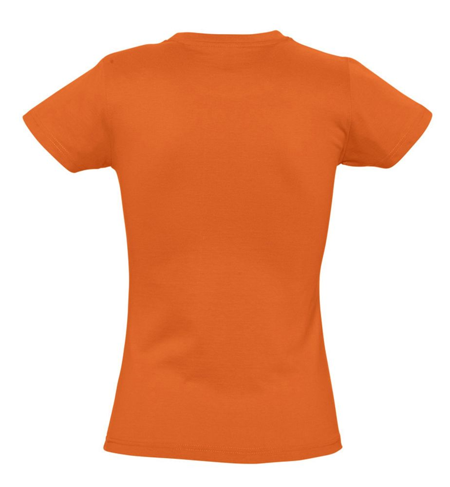 Футболка женская Imperial women 190 оранжевая