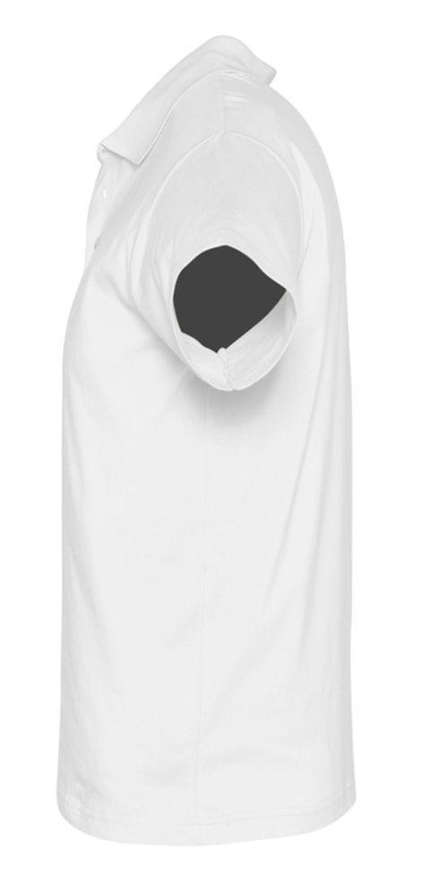 Рубашка поло мужская Prescott men 170 белая
