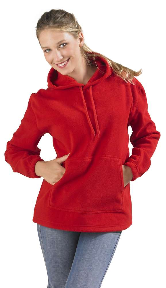 Толстовка с капюшоном Nirvana 300, красная