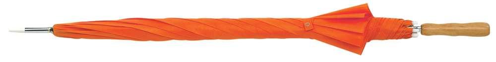 Пляжный зонт, оранжевый