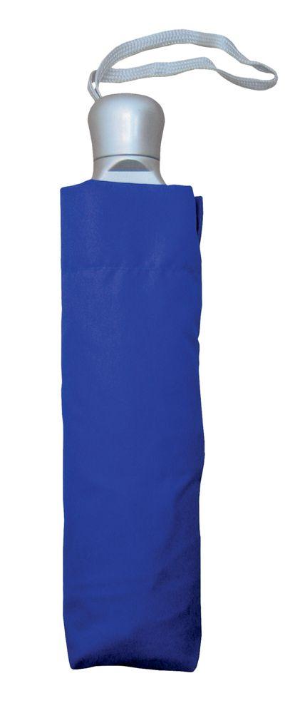 Зонт для двоих складной, синий