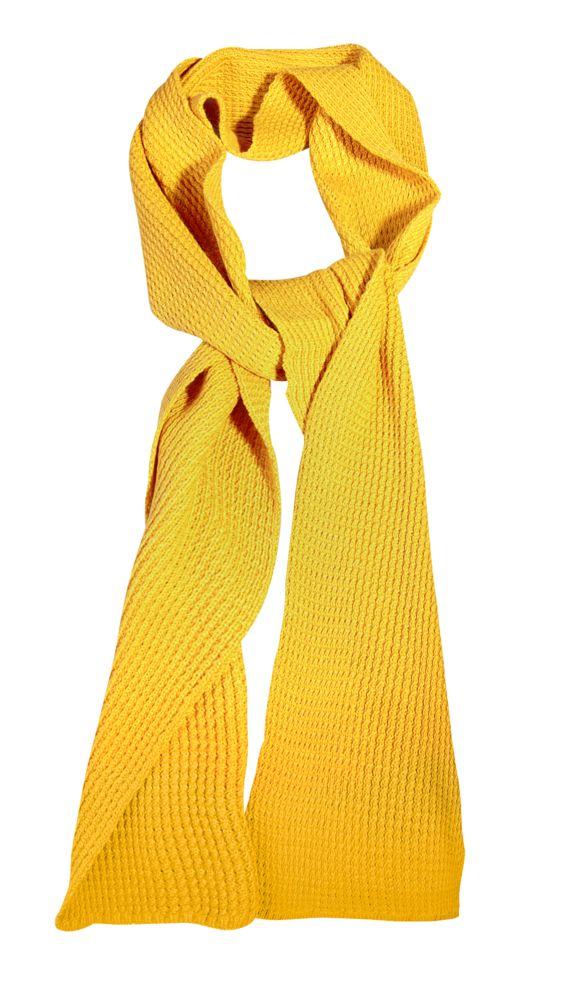 Шарф Hit, желтый