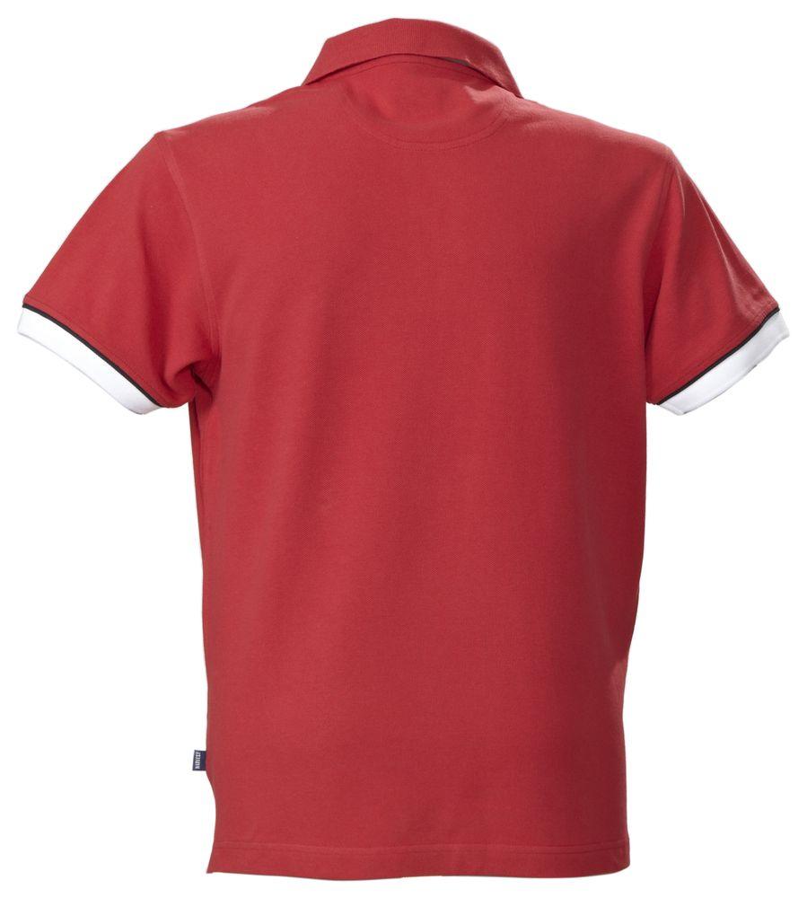 Рубашка поло мужская ANDERSON, красная