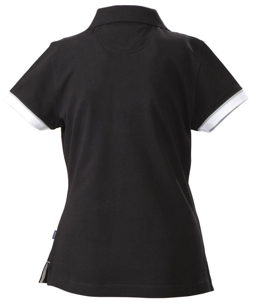 Рубашка поло женская ANTREVILLE, черная