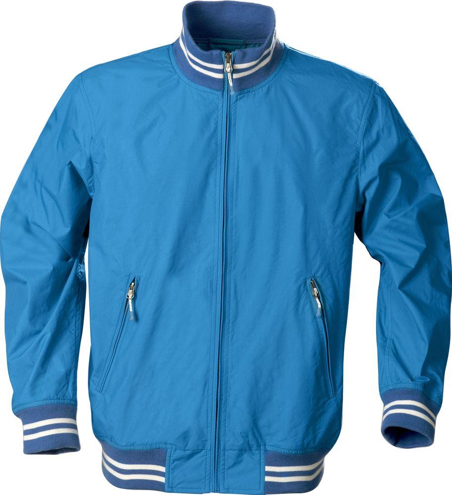 Ветровка унисекс GARLAND, голубая