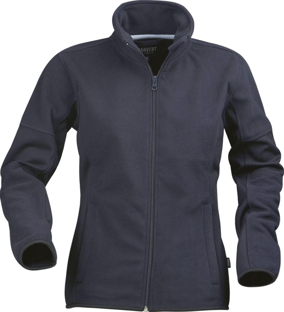 Куртка флисовая женская SARASOTA, темно-синяя