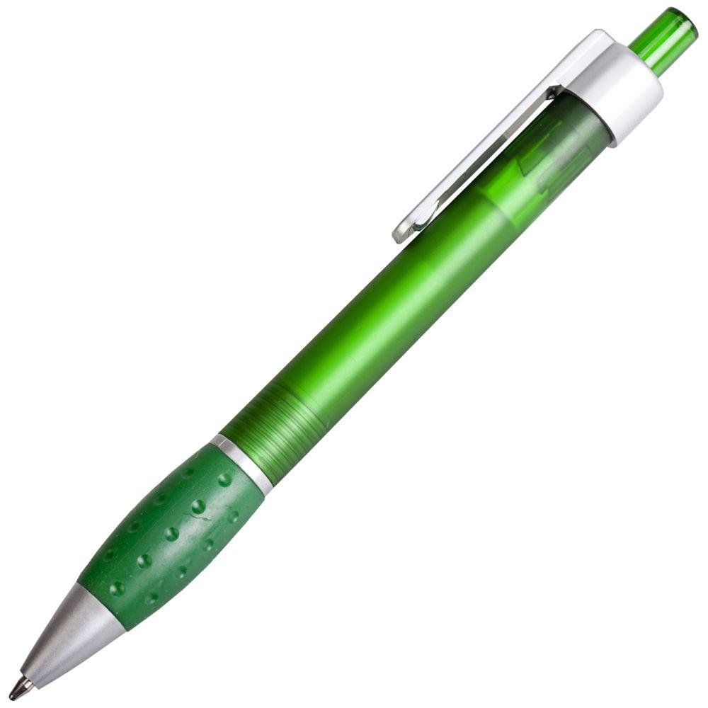 Ручка шариковая Nac, зеленая