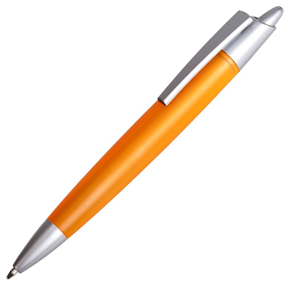 Ручка шариковая Bullet, оранжевая