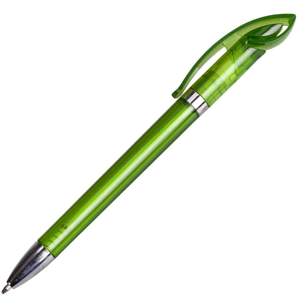 Ручка шариковая Virtuos, зеленая