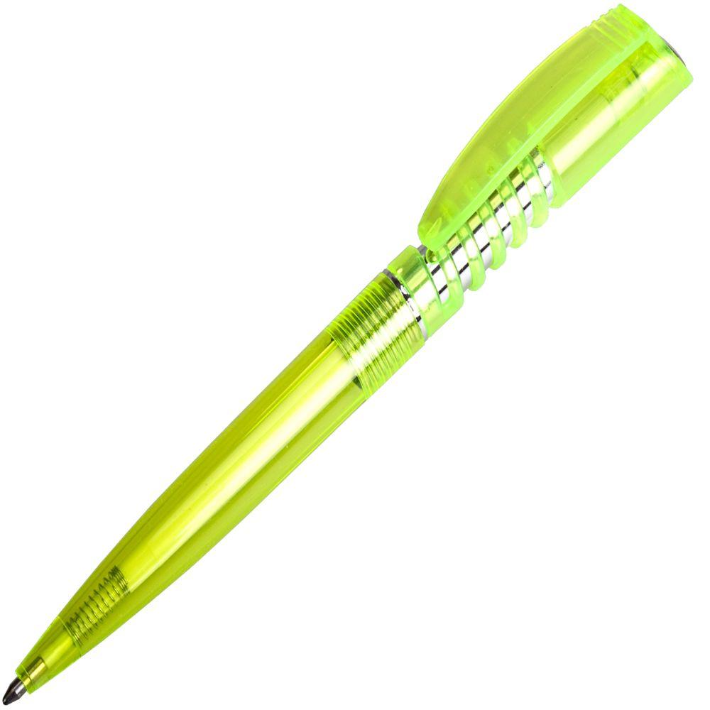 Ручка шариковая Ice Spring, желтая