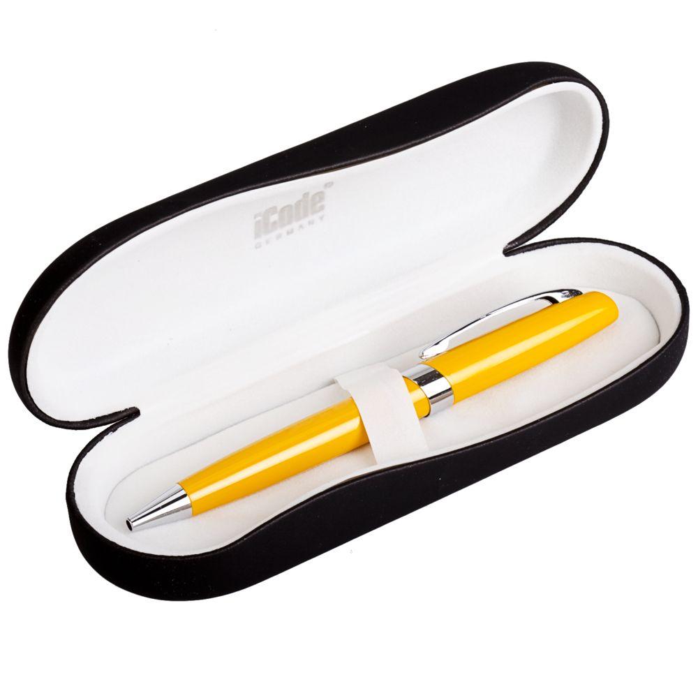 Ручка шариковая «Феррари», желтая